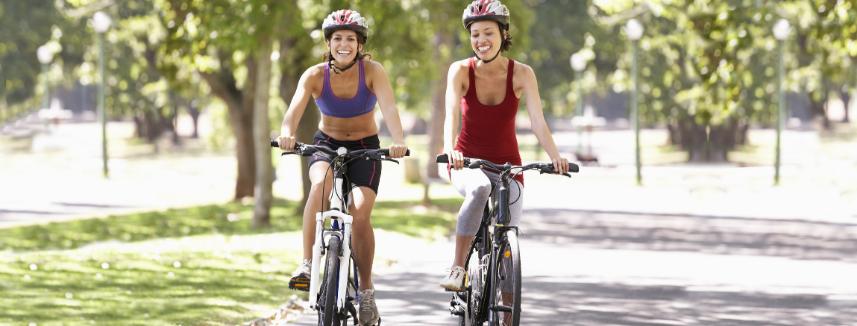 chicas en bicicleta ADV